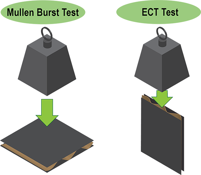 Mullen Burst and ECT Test