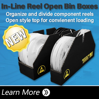 In-Line Reel Bin Boxes