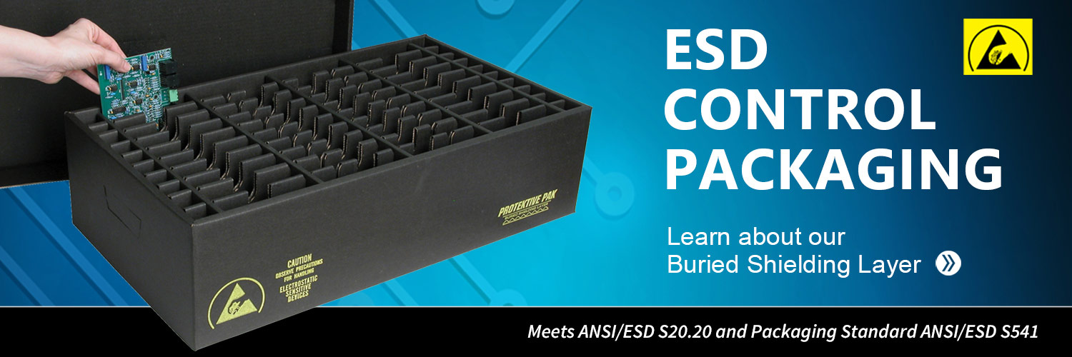 ESD Control Packaging